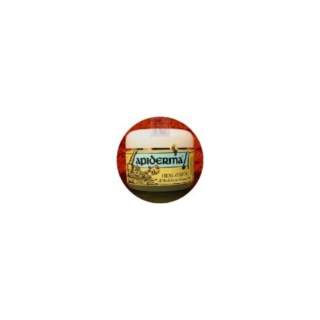 CREMA ANTIRUGHE APIDERMA all'olio di germe di grano e miele ml.50
